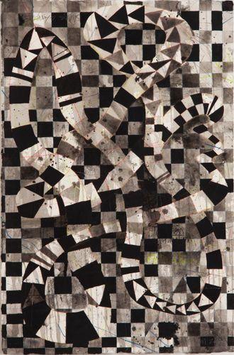 Diamondback Checkerboard