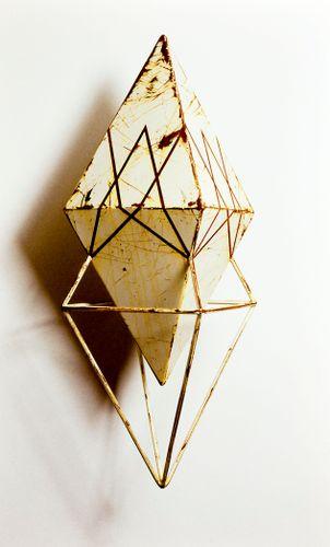 Untitled (Double Diamond)
