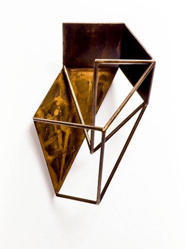 Untitled (Copper Patina)